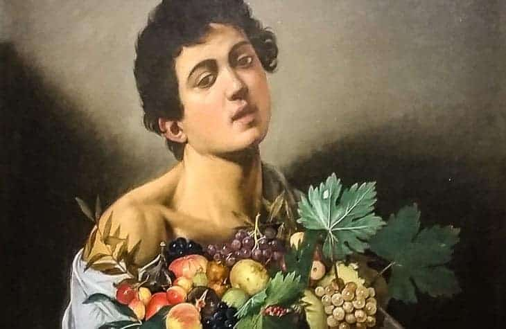 Caravaggio at Getty Center – A painter of light and darkness