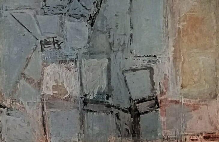 New Horizons – Yossef Zaritsky – Israeli version of Lyrical Abstract