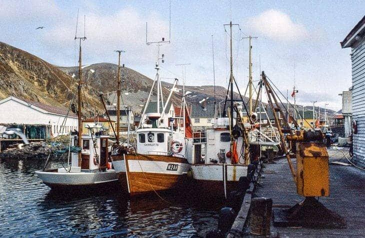 Sorvaer - Soroya Island - Norway