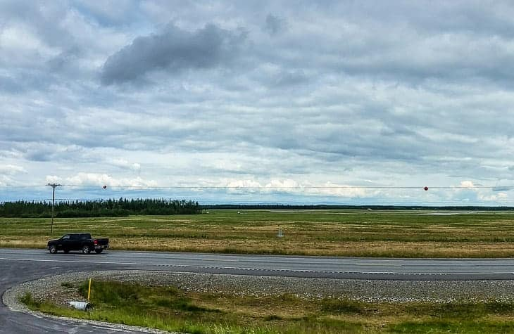 Fairbanks – Delta Junction – Chitina – When was the Alcan Road built?