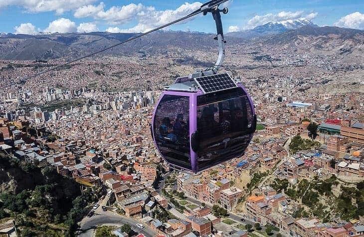 La Paz – Mi Teleferico