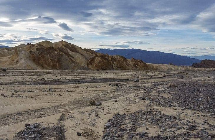 Death Valley National Park travel photos & journal