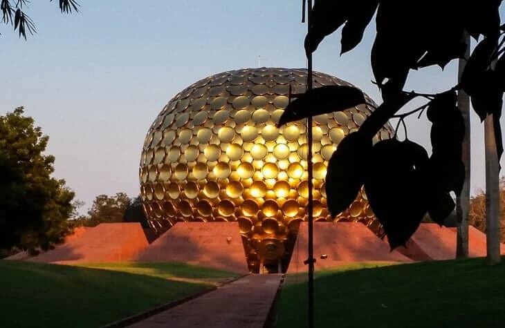 Matrimandir Auroville – A profound meditative experience