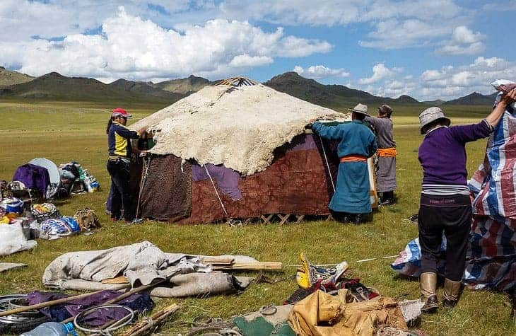 Travel Photography Blog Mongolia The Ger