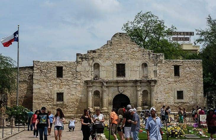 The Alamo – How do a nation's identity, character and dreams get created?