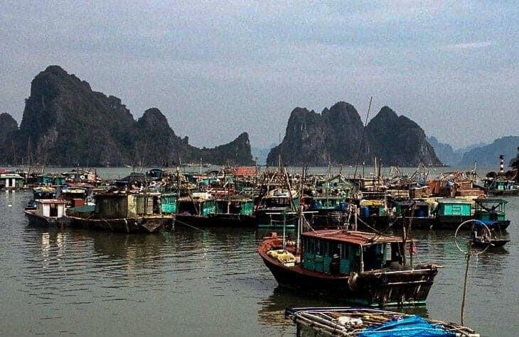Travel Photography Blog Vietnam Halong Bay